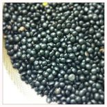 black (or beluga) lentils
