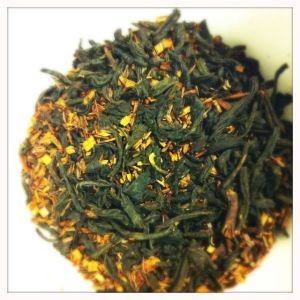 lapsang souchong and red rooibos blend