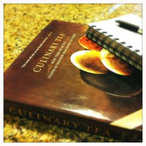 culinary tea cookbook inspiration
