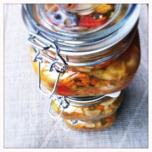 pu-erh kimchee