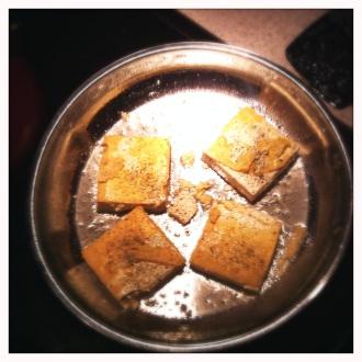 灼热的豆腐
