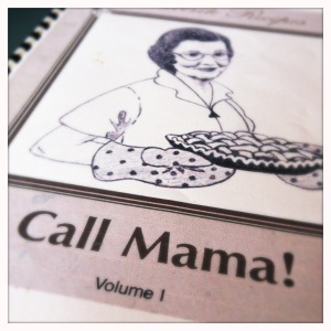 call mama! - a southern cook-booklet