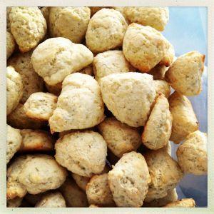 lavender lemon buttermilk scones
