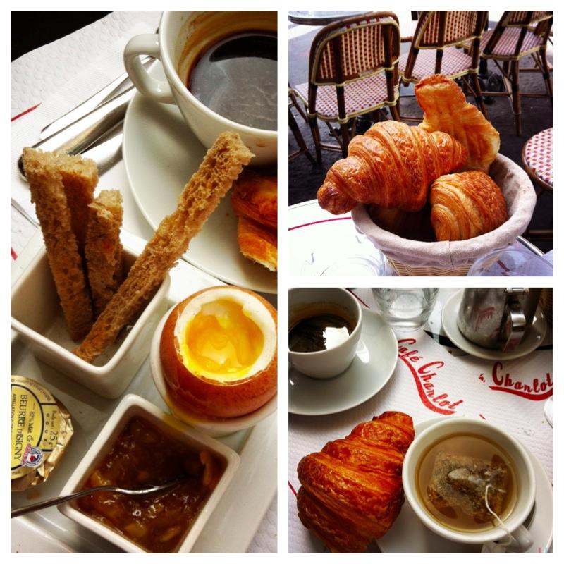 咖啡馆夏洛巴黎