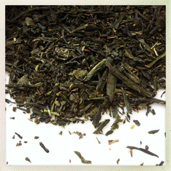 sencha fukujyu from tea horse