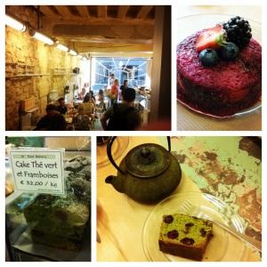 玫瑰面包店巴黎