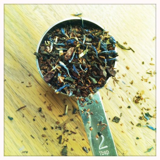 the liberator blend by java tea co