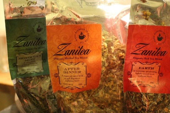 zanitea blends