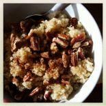 chamomile breakfast quinoa