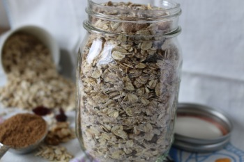 chai latte oatmeal mix