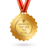 Proud to be listed in the Top 100 Tea Blogs