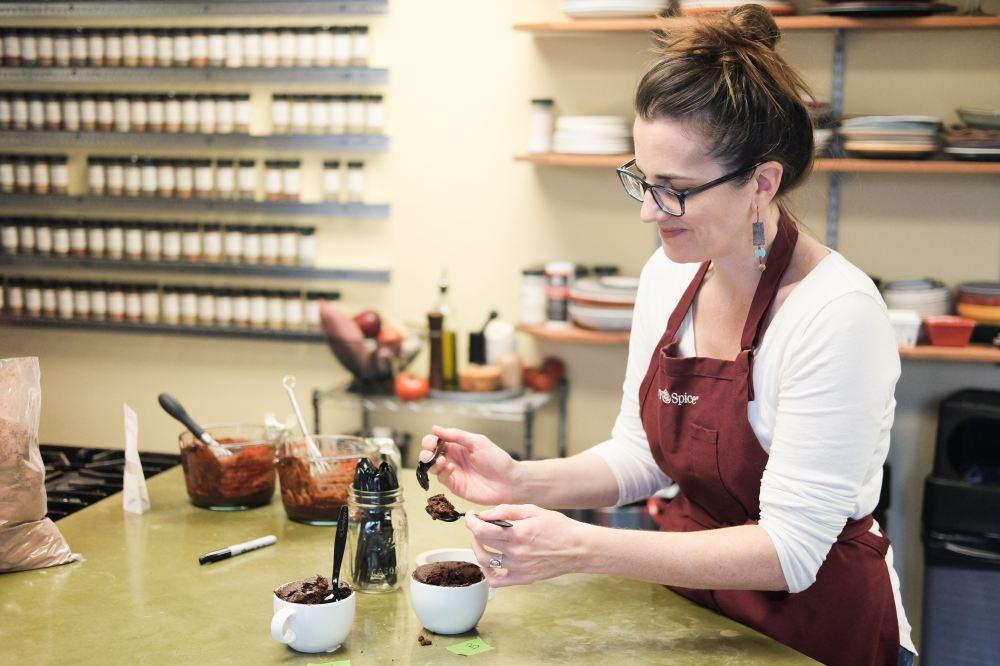 Tea Foodie Suzanne Klein