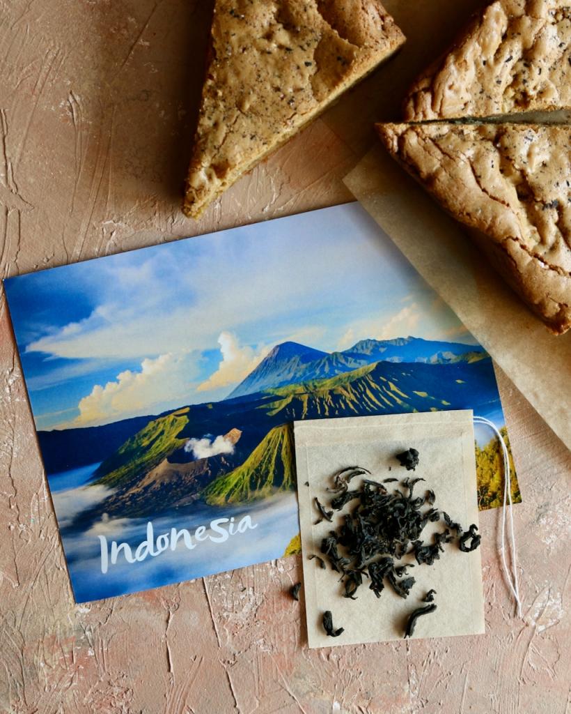 来自印度尼西亚的红茶